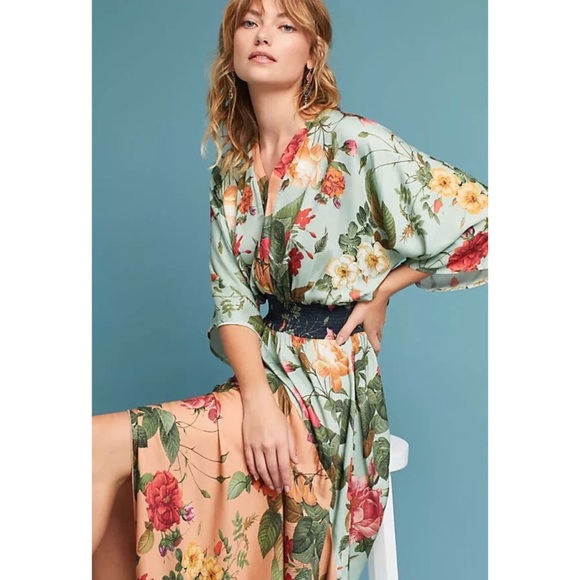 clients first rich and magnificent outlet Anthropologie Bohemian Marillo Maxi Dress Farm Rio